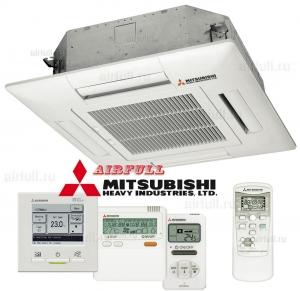Mitsubishi heavy кассетный кондиционер кондиционеры mitsubishi heavy zj s