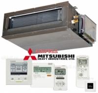 Внутренний блок кондиционера Mitsubishi Heavy FDUM-VF канального типа (средненапорный)