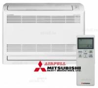 Внутренний блок кондиционера Mitsubishi Heavy SRF-ZMX-S напольного типа серии Deluxe