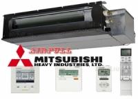 Внутренний блок кондиционера Mitsubishi Heavy SRR-ZM-S канального типа