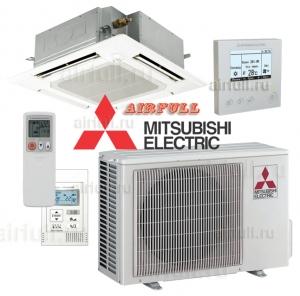 Обслуживание кондиционеров mitsubishi electric