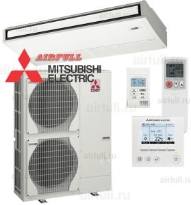 Подпотолочные кондиционеры mitsubishi electric
