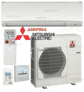 Кондиционеры mitsubishi electric с ротацией