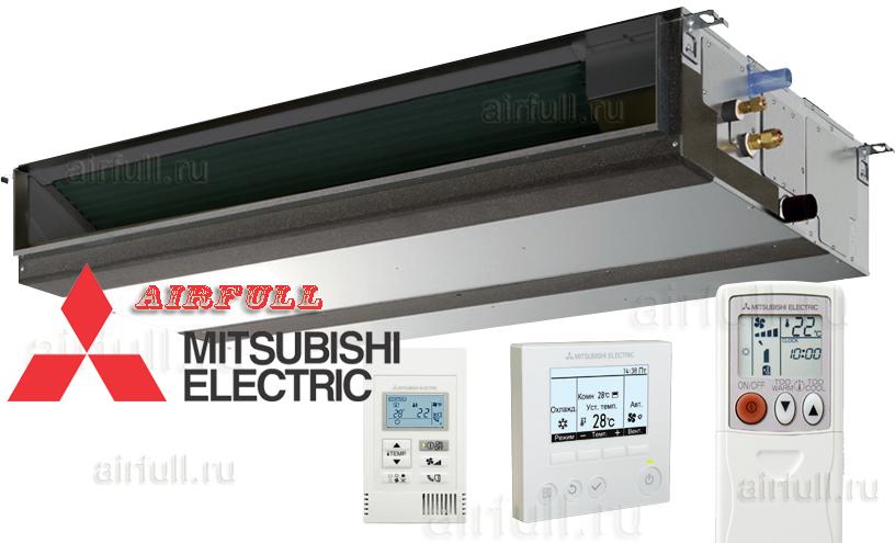 Канальный кондиционер mitsubishi pefy заправка бытового кондиционера в краснодаре