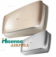 Внутренние блоки кондиционера Hisense настенного типа Premium SLIM Design FREE Match DC Inventer