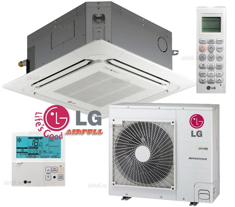 Технические характеристики кассетный кондиционер lg ремонт кондиционеров samsung в спб