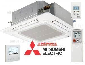 Внутренний блок кондиционера Mitsubishi Electric PLFY-P VBM-E