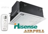 Внутренние блоки кондиционера Hisense кассетного типа FREE Match DC Inventer