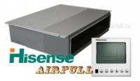 Внутренние блоки кондиционера Hisense канального типа FREE Match DC Inventer