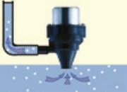 Встроенный насос для отвода конденсата