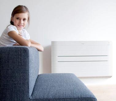 Стильный наружный вид кондиционера DAIKIN NEXURA дополняет современная технология. В дополнение к функциям нагрева, охлаждения и очистки воздуха помещения, DAIKIN NEXURA сочетает в себе характеристики высочайшей энергоэффективности и абсолютного удобства в пользовании.