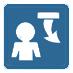 2-х зонный датчик Intelligent Eye определяет, в какой части поме-щения находятся люди, и направляет поток воздуха в сторону от них. Если они находятся в обеих зонах, то воздух будет направляться вертикально вниз при нагреве, вдоль потолка - при охлаждении. При от-сутствии людей кондиционер будет переведен в энергосберегающий режим (до 30%) и обеспечивать повышенный комфорт