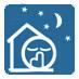 Функция ночной экономии автоматически снижает уровень шума и расход электроэнергии в ночное время