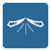 Режим покачивания жалюзи. Автоматическое изменение горизонтального направления воздушного потока