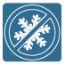 Защита от предельных температур предотвращает образование инея на теплообменнике внутреннего блока и устраняет недопустимый рост давления хладагента в трубопроводе