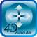 4D AUTO Air - Благодаря функции 4D AUTO Air возможно управление подачей воздуха в четырех направлениях, что повышает удобство и комфорт для пользователя