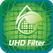 ULTRA Hi Density фильтр - Фильтр высокой очистки нового поколения. Удаляет более 90% пыли и других частиц из воздуха в помещении