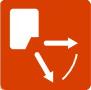 ВЕРТИКАЛЬНАЯ РЕГУЛИРОВКА ЖАЛЮЗИ - При помощи пульта можно управлять вертикальным положением механизированных жалюзи (все модели)