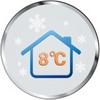 Нагрев до 8 °С - Для режима обогрева может быть задана температура всего 8 °С, что позволяет поддерживать стабильную температуру зимой в помещениях