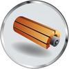 Технология Golden Fin - позолоченное оребрение конденсатора с несмачиваемой поверхностью позволяет увеличить эффективность обогрева за счет ускорения размораживания. Уникальное антикоррозионное позолоченное покрытие конденсатора способно противостоять воздействию морского воздуха, дождя и других коррозионных сред