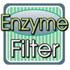 Энзимный фильтр. В фильтре использованы натуральные энзимы, которые атакуют клетки микроорганизмов, осевших на фильтре.