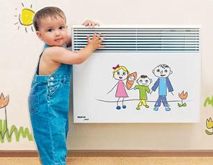 Конвекторный обогреватель Noirot R-21 для детей