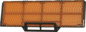 Фотокаталитический моющийся дезодорирующий фильтр - Поддерживает воздух свежим путем дезодорирования молекул, вызывающих запах. Дезодорирующий эффект можно восстановить, промыв водой. Фильтр можно использовать многократно.
