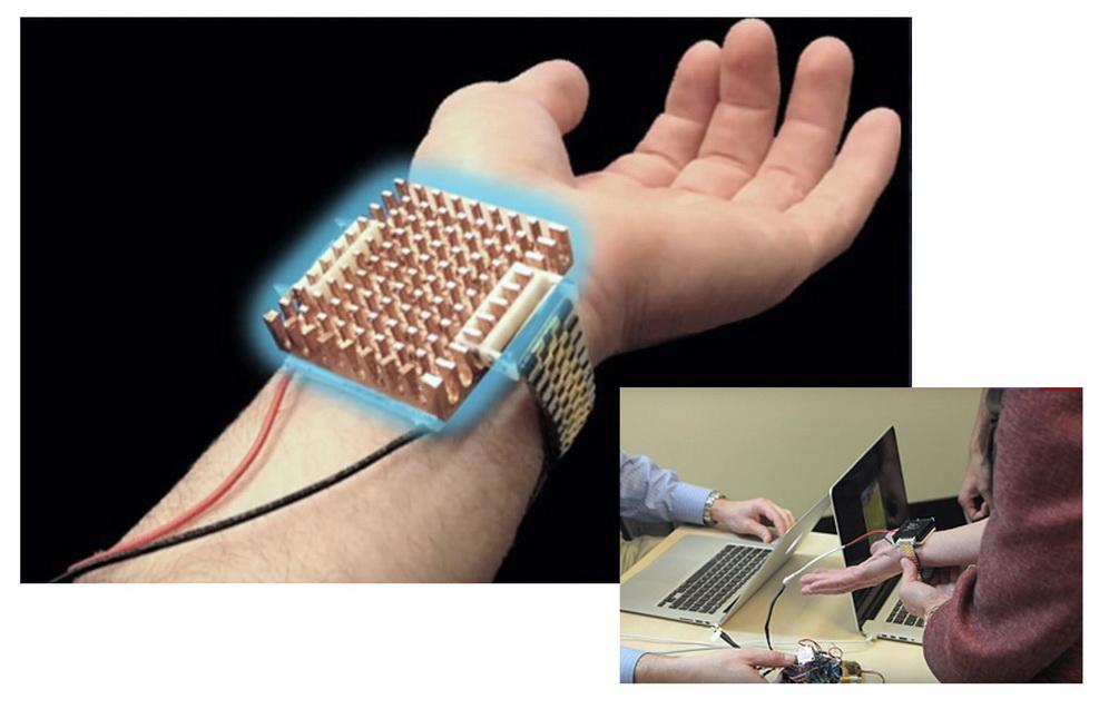Термоэлектрический браслет изобретенный студентами-исследователями MIT