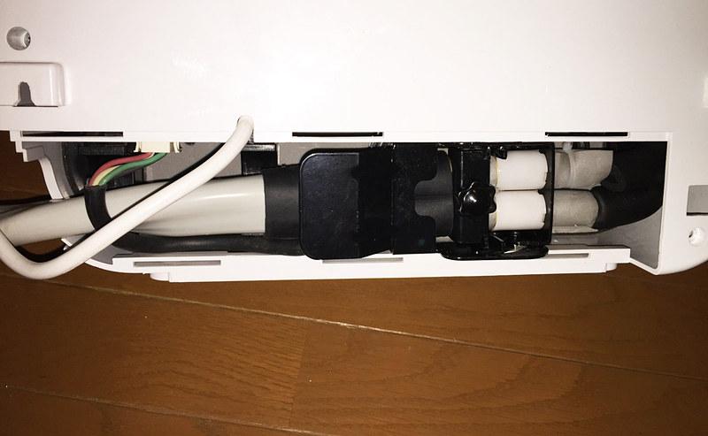подсоединенная коннект-система кондиционера CLECOOL V