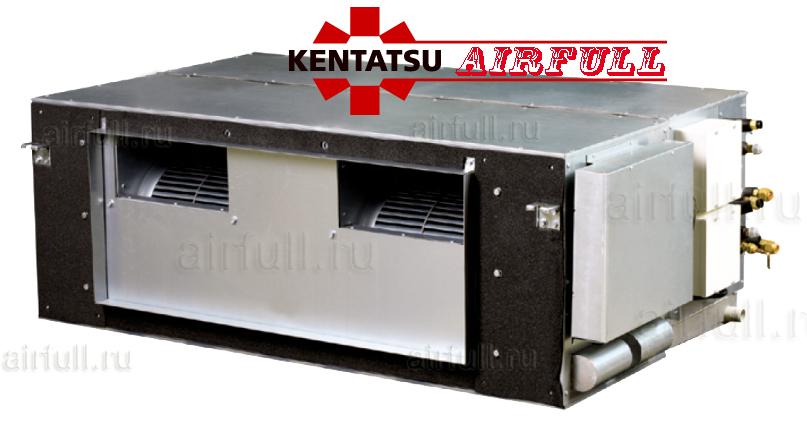 Высоконапорные канальные кондиционеры мультизональных систем KENTATSU DX PRO...