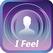 Функция «I Feel» - Температурный датчик в пульте дистанционного управления позволяет более точно поддерживать температуру в помещении, непосредственно в месте нахождения людей