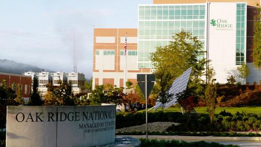 национальная лаборатория Oak Ridge