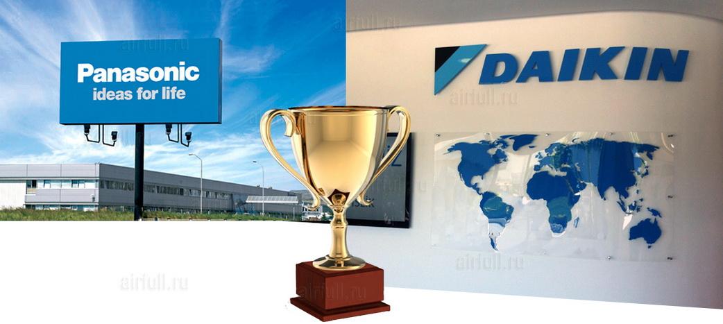 Panasonic и Daikin возобновляют сотрудничество в области кондиционирования