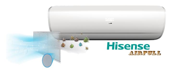 ULTRA Hi Density Фильтр кондиционеров Hisense