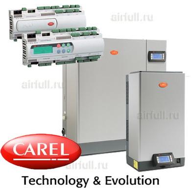 пароувлажнители heaterSteam от Carel