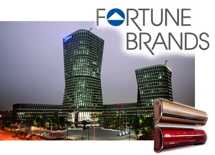 Midea в топ брендов Fortune