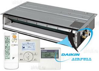 Внутренний блок кондиционера DAIKIN FXDQ-A канального типа